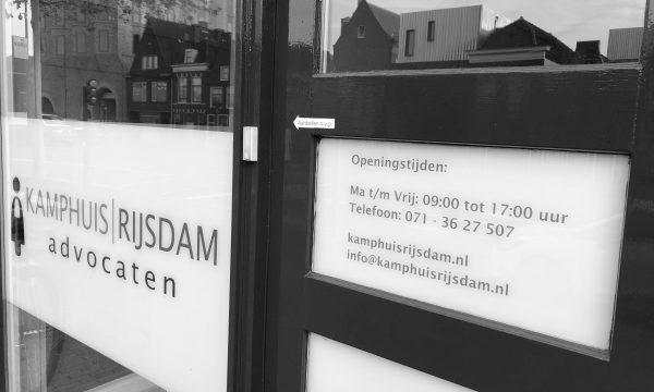 Routebeschrijving | Advocatenkantoor Leiden